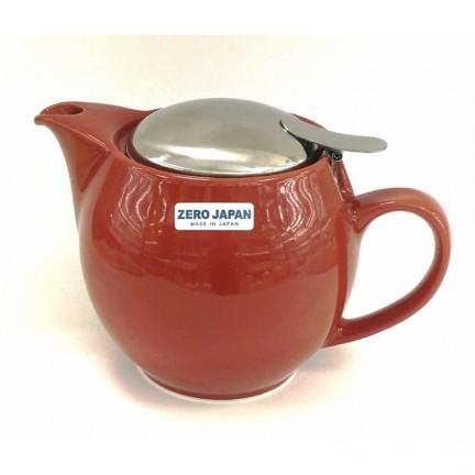 Чайник с ситечком, вишня