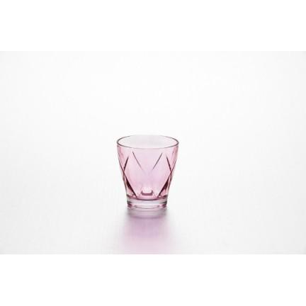 "Набор стаканов 270 мл, 4 шт цвет: фуксия ""Джой"""
