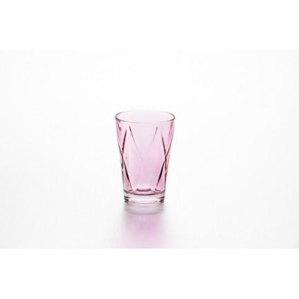 "Набор стаканов 360 мл, 4 шт цвет: фуксия ""Джой"""