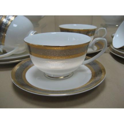 """Сервиз чайный """"Шахерезада"""" 17 предметов на 6 персон"""