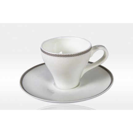 """Набор чашек для кофе на 2 персоны """"МОДЕРН"""""""