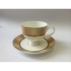 "Набор чашек для кофе на 2 персоны ""Сафари"""
