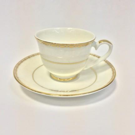"""Набор чашек для кофе на 2 персоны """"Свадебный"""""""
