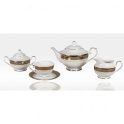 """Сервиз чайный """"Дживанши"""" 17 предметов на 6 персон"""