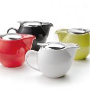 Фарфоровые чайники Zero