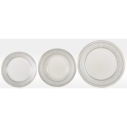 "Набор тарелок ""Антик"" на 6 персон 18 предметов"