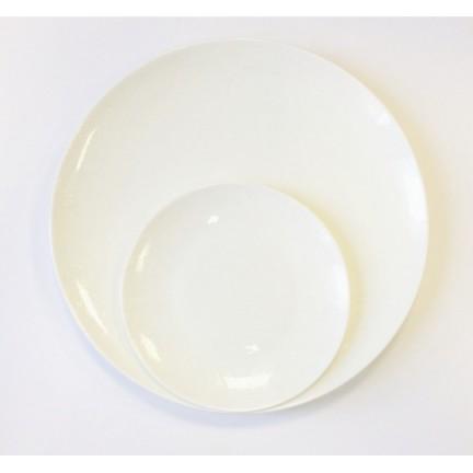 """Набор тарелок для десерта """"Ажур"""" на 6 персон 7 предметов"""