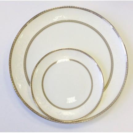 "Набор тарелок для десерта ""ПАРАДИЗ"" на 6 персон 7 предметов"
