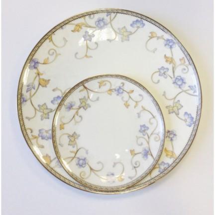 "Набор тарелок для десерта ""ГРАЦИЯ"" на 6 персон 7 предметов"