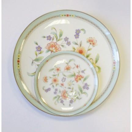 """Набор тарелок для десерта """"АСЭМИ"""" на 6 персон 7 предметов"""