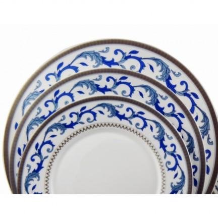 "Набор тарелок ""НАОМИ"" на 6 персон 18 предметов"