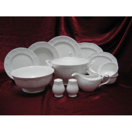 "Набор тарелок ""Классик"" на 6 персон 18 предметов"